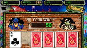 Бесплатный игровой автомат Alcatraz онлайн без