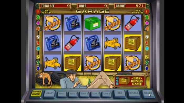 Игровой автомат Lucky Haunter - играть бесплатно в Lucky Haunter