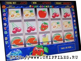 Игровой автомат Клубника Fruit Cocktail играть онлайн